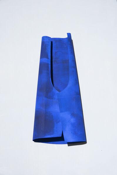 Manfred Müller, 'Blue Prelude #5', 2021