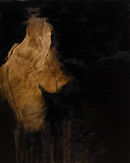Shelly Tregoning, 'Black Narcissi', 2017