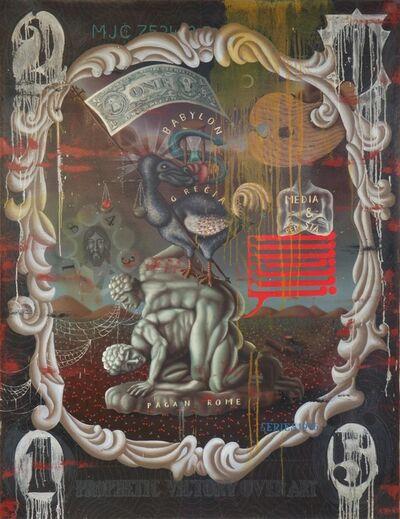 Matthew Couper, 'Prophetic Victory Over Art', 2015