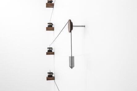 Finnbogi Pétursson, 'Standwaves', 2016