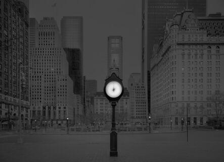 Michael Massaia, 'Clock Installation', 2016