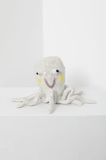 Joakim Ojanen, 'White Octopus', 2018