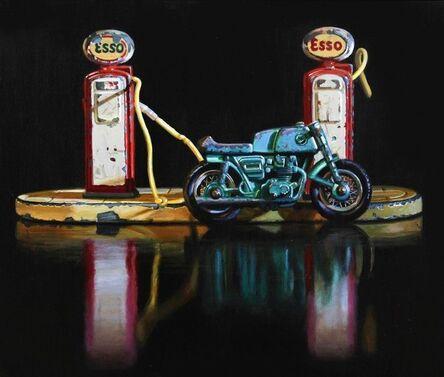 Rick Garland, 'Fuel Stop ', 2020