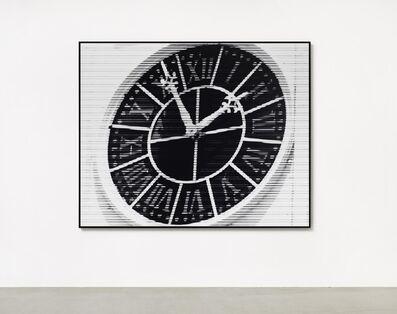 Bettina Pousttchi, 'Asuncion Time', 2015