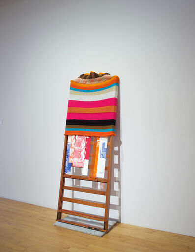 Tomashi Jackson, 'Upright, Colored, and Free', 2017