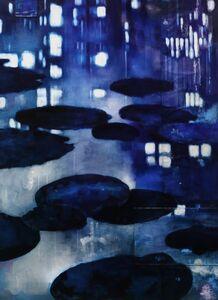 Per Fronth, 'Waterlilies / Central Park (Paraphrase Monet)'