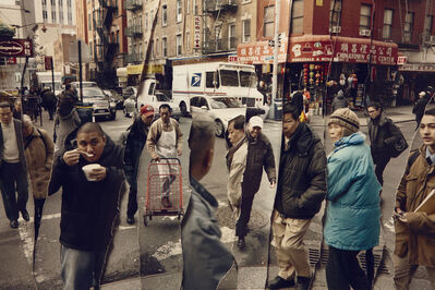 John Clang, 'Time (Chinatown)', 2009