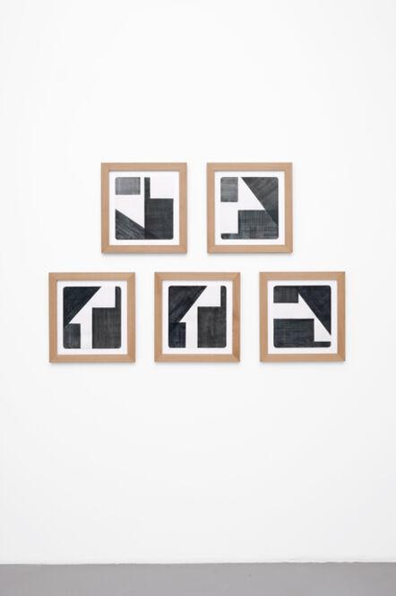 Vaclav Pozarek, 'Série sans titre', 2016