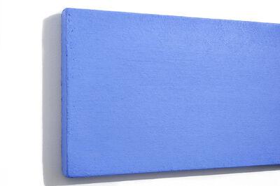 Brian Blanchflower, 'Detail - Concretion 1:9 (sky blue)', 2007-2008