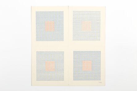 Tomaso Binga, 'Dattilocodice # 4 / Typecode # 4', 1978