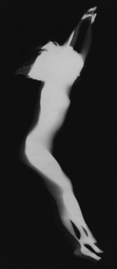 Floris Neusüss, 'o.T., from the series 'Körperbilder'', 1973