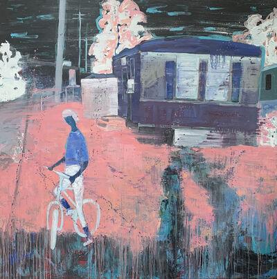 Lindy Chambers, 'Girl and Bike ', ca. 2020