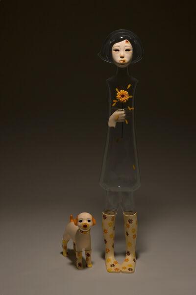 Yu Jin Young, 'I'm OK-5', 2010