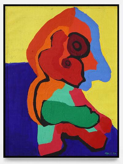 Karel Appel, 'Sad Little Fellow ', 1969-1970