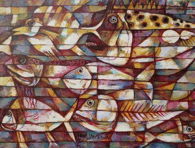Wang Lan, 'Fish No. 1', 2014