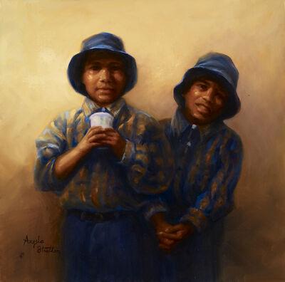 Angela Stratton, 'Brothers', 2016