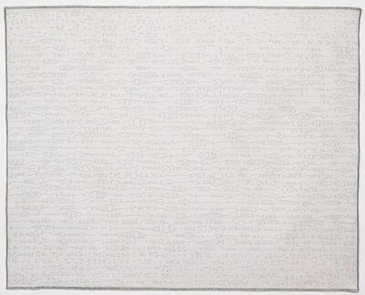 Solveig Aalberg, 'Energy lines – grey', 2012