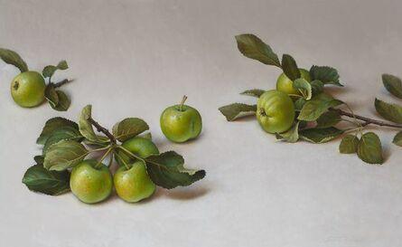 Scott Fraser, 'Green Apples', 2019