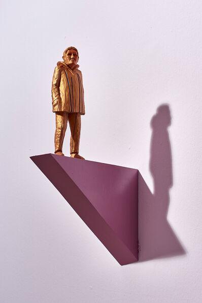 Clive van den Berg, 'Man Turns Away', 2016