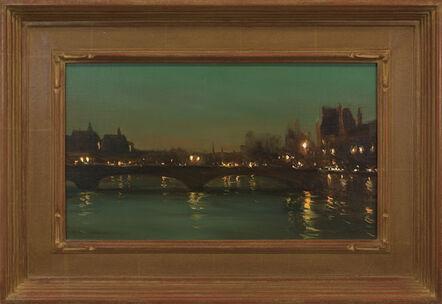 Jesse Powell, 'Paris, The Seine', 2018