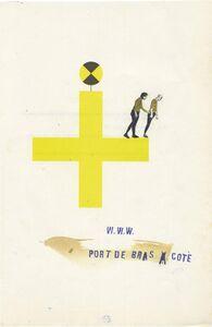 Mari Garcia, 'w.w.w. PORT DE BRAS A COTÈ', 2014