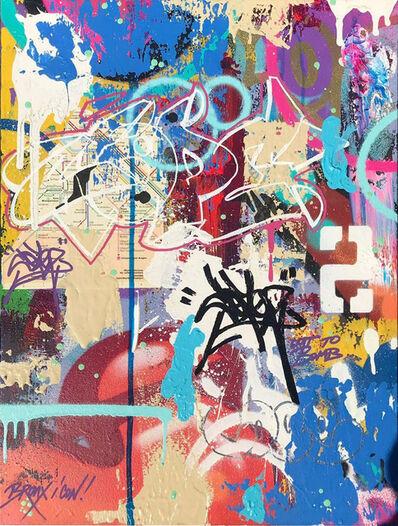Cope2, 'Bronx Icon', 2020
