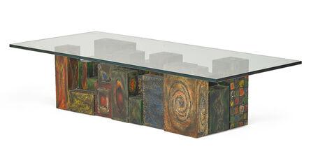 Paul Evans (1931-1987), 'Rare Skyline coffee table', 1972