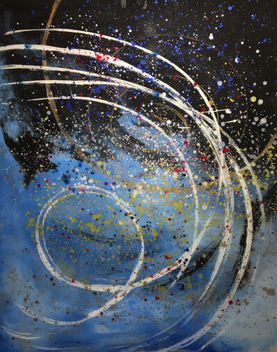 Arica Hilton, 'Multiverse Galaxy I', 2017