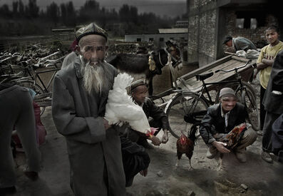 Gabriel Giovanetti, 'Kashgar:The Roosters', 2000-2013