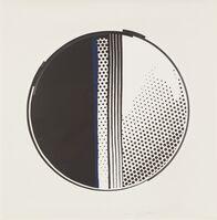 Roy Lichtenstein, 'Mirror #1, from the Mirror Series', 1972