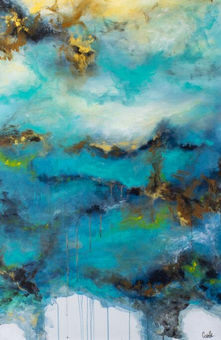 Covella, 'Blue jungle', 2020