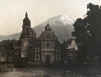 Hugo Brehme, 'Popocatépetl, Mexico', ca. 1910-20