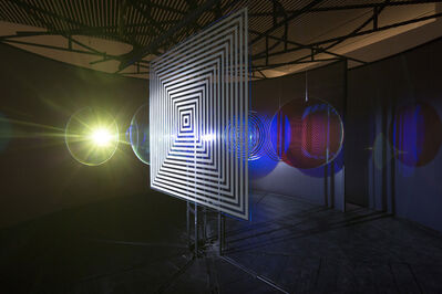 Olafur Eliasson, 'The Inverted Panorama House', 2004
