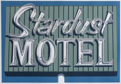 Dave Lefner, 'Stardust Motel', 2014