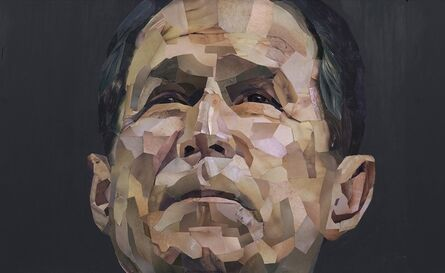 Jonathan Yeo, 'Bush', 2007