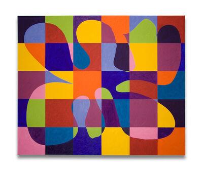 Dana Gordon, 'Pulse (Abstract painting)', 2010