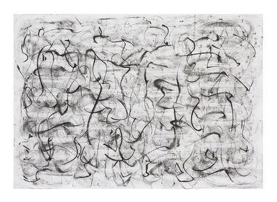 Ginny Sykes, 'Black & White Cellulars Graffiti Style'