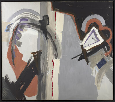 Judith Godwin, 'Monolith', 1987