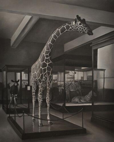 Chris Pfister, 'Giraffe', 2014