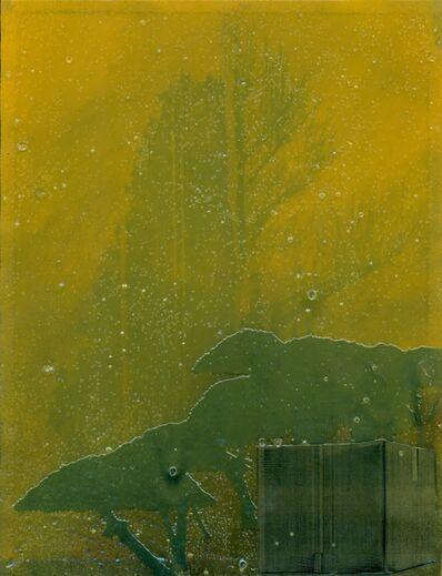 Moris, 'Fake tree man (Third) III', 2014