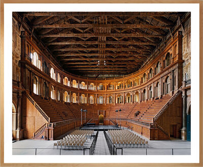 Ahmet Ertug, 'Teatro Farnese, Parma ', 2016