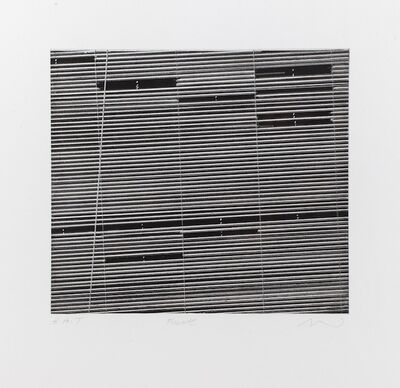 Mary Wafer, 'Facade', 2015