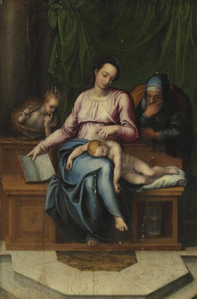 Marcello Venusti, 'The Holy Family (Il Silenzio)'