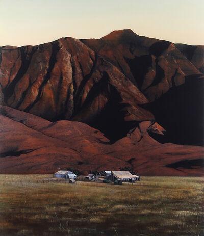 Michael Gregory, 'Red Shoulder', 2015