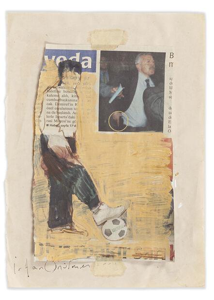 Irfan Önürmen, 'Newspaper Series 9', 2000-2002