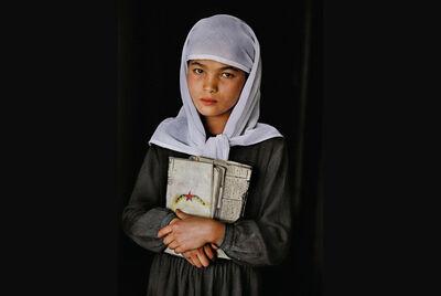 Steve McCurry, 'Schoolgirl, Herat', 1992