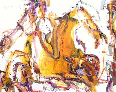 Andrew Lui, 'Cantabile in Yellow II', 2016