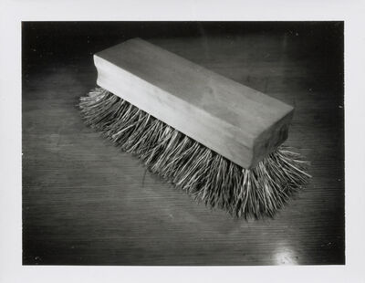 Robert Therrien, 'No title (scrub brush)', 2004