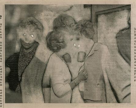Christian Holstad, 'Gossip Girls (BAM+NADA Portfolio)', 2013