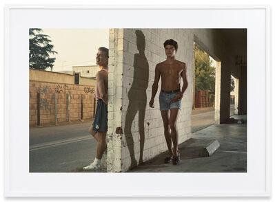 Philip-Lorca diCorcia, 'Tim Morgan Jr., 21 years old, Los Angeles, California, $25 / Joe Egure, 18 years old, Los Angeles, California, $25', 1990-1992